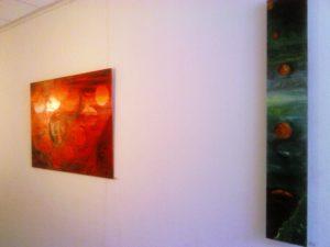 Linda Hofker schilderijen