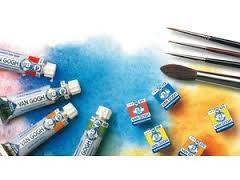 schilder materiaal