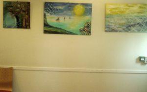schilderijen Linda Hofker